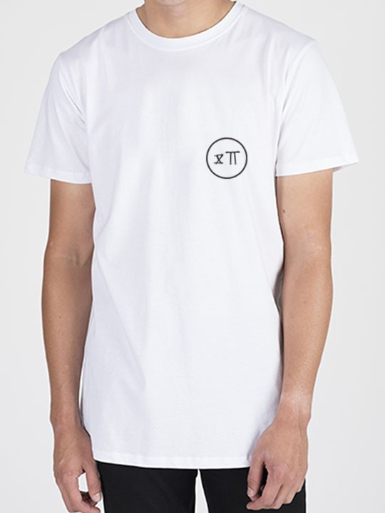 T-Shirts - outline logo  tee